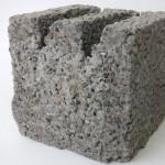 Легкий блок в разрезе