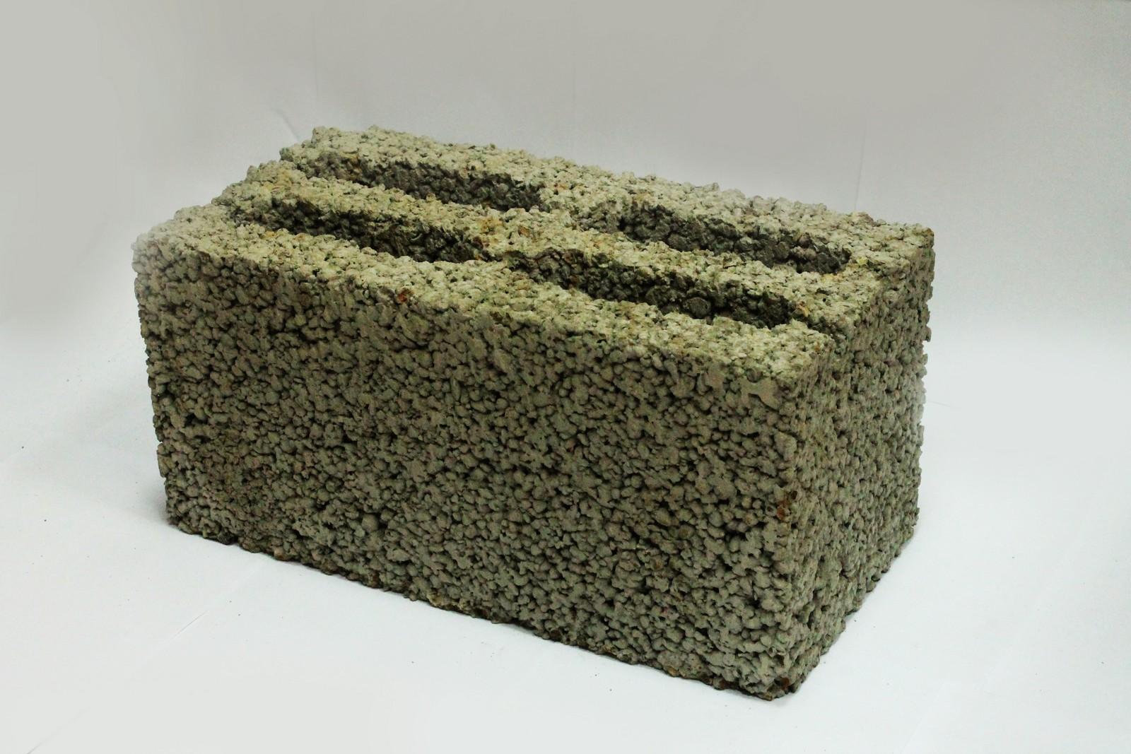 Керамзитовый блок 190 D900