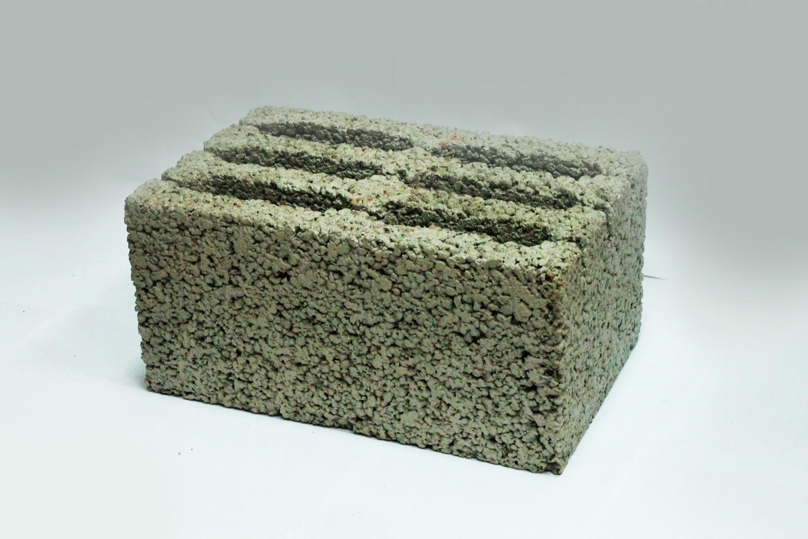 Керамзитовый блок 250 D900