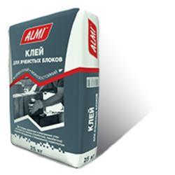 Клей для газоблока АЛМИ 25 кг