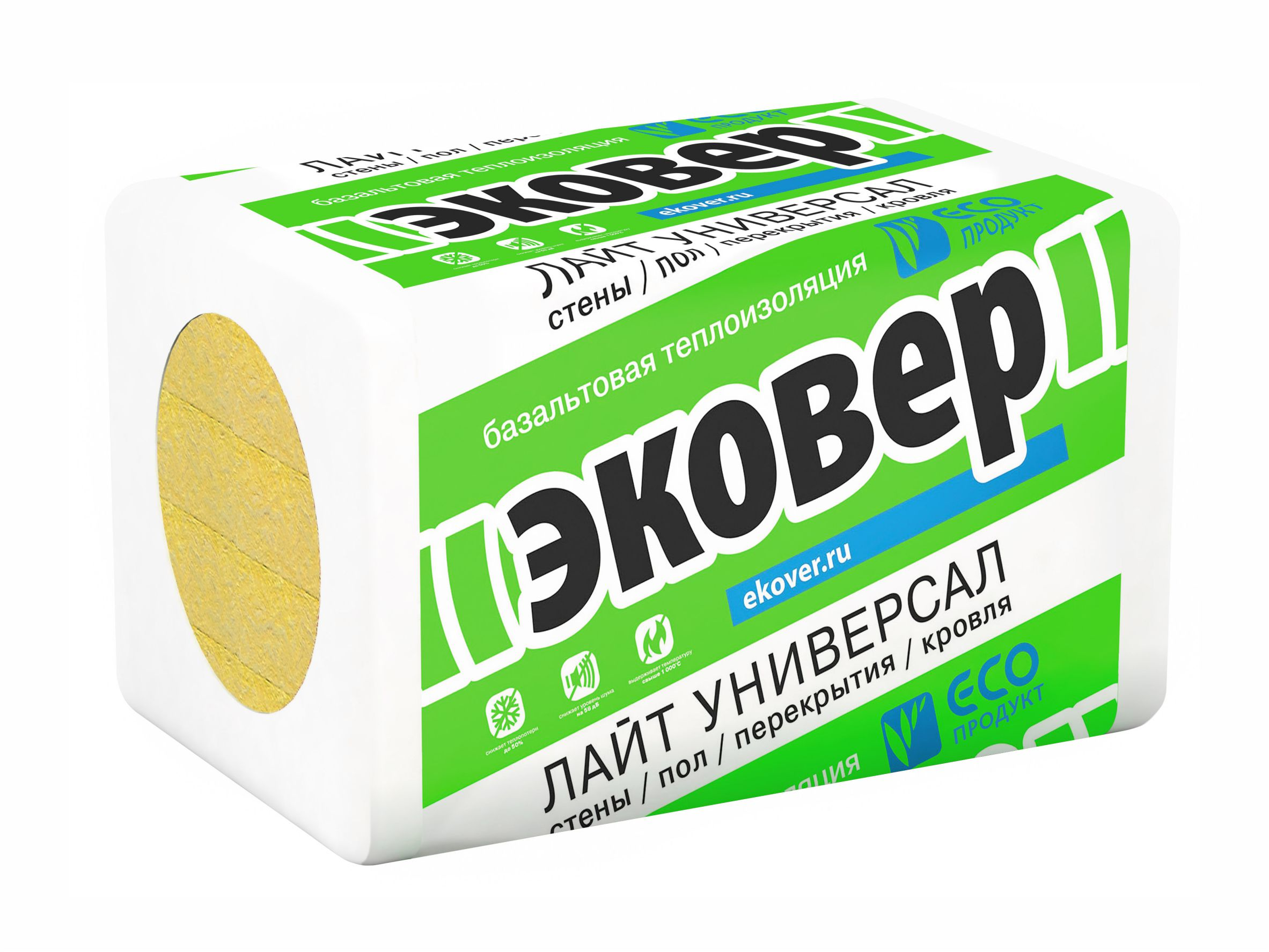 Эковер «ЛАЙТ» П-35 (50*600*1000 мм)